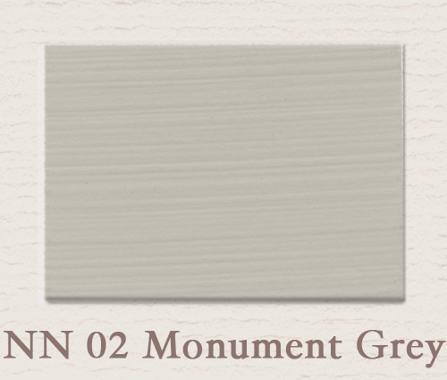 Monument Grey Outdoorfarbe Painting the Past